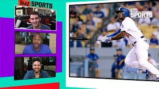 Dodgers Star Yasiel Puig Burglarized for the Fourth Time, Video of Suspect Released   TMZ Sports