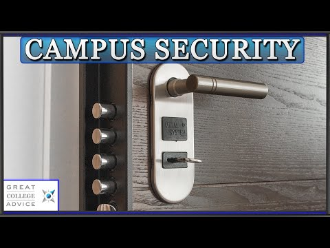 Admissions Consultant on Campus Security