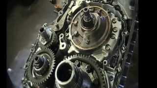 Nissan Murano cvt transmission repair Part 4 - Unblock