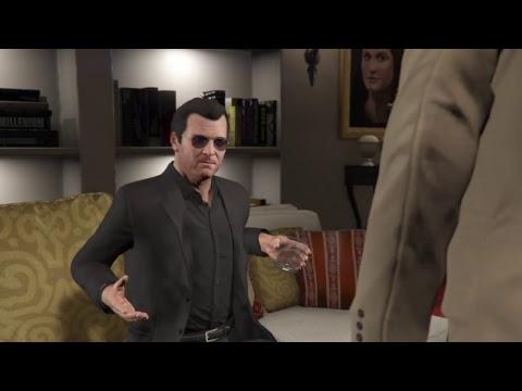 GTA 5 jewelry robbery