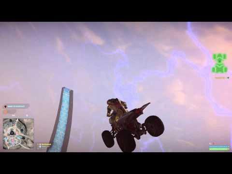 Planetside 2 - Flying ATV