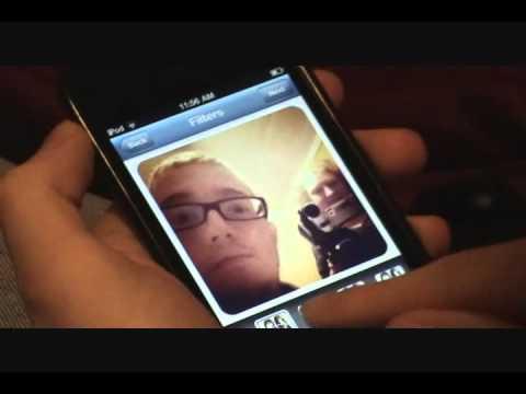 iPod app review- Instagram
