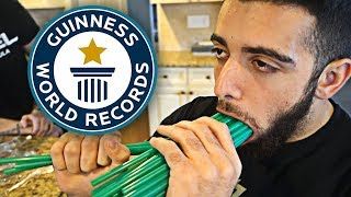 25 World Records YOU Could Easily Break