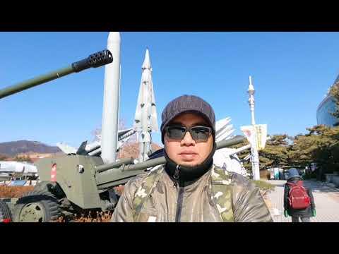 Travelog Korea - Day 4 (Gangnam/War Memorial/Itaewon/Dongdaemun/Namdaemun/Myeongdong
