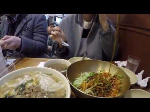 [서울여행] 명동교자 - Myeongdong Kyoja, Seoul, Korea