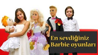 Hayal Ailesi - en sevdiğiniz Barbie Oyunları