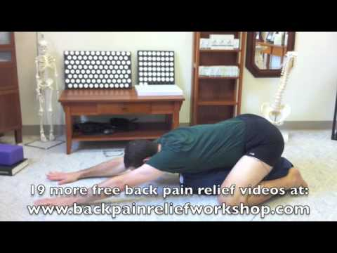 Yoga Exercise for Fast Upper Back and Neck Pain Relief