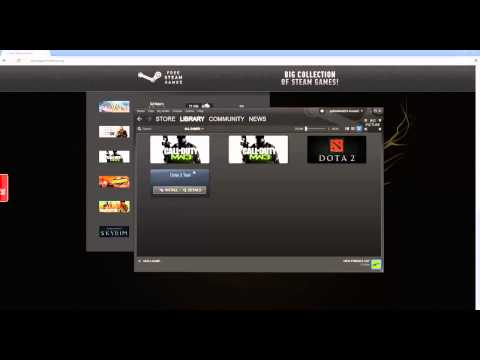 Working- Free Steam Games + Proofs  2013] - HD