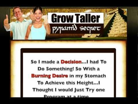 Grow 6 Inches Taller In Just 90 Days Review - Does It Work?