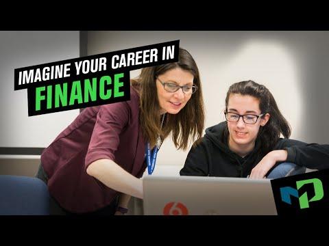 Imagine Your Career in Finance