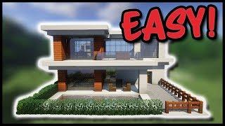 Modernes Haus Bauen Videos Ytubetv - Minecraft hauser bauen tutorial german