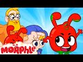 Red Orphle Is BACK Double Morphle Mila And Morphle Cartoons For Kids Morphle TV