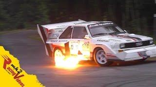 Eifel Rallye Festival 2016 Mistakes - Sideways Pure Sound