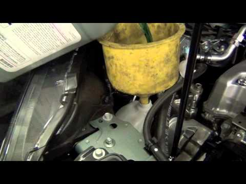 How To Check The Coolant Level in Your Honda CR-V
