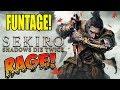 Sekiro Salty Funny Rage Montage!