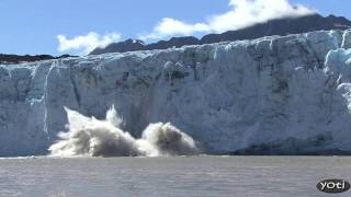 Incredible glaciers and Icebergs (Prt 4).