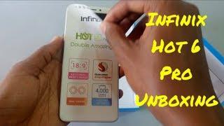 Infinix Hot 6 Pro Unboxing