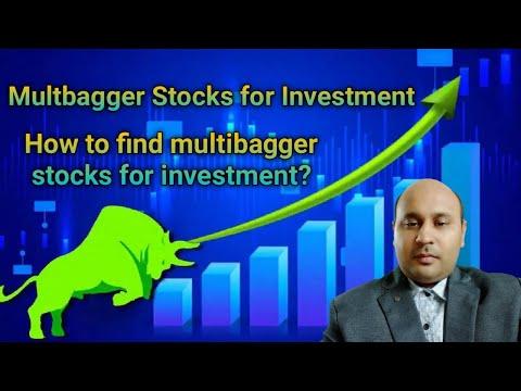 Multibagger Stocks for Investment 2018