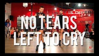 """YANIS MARSHALL HEELS CHOREOGRAPHY """"NO TEARS LEFT TO CRY"""" ARIANA GRANDE"""