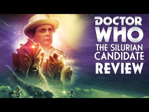 Doctor Who: The Silurian Candidate | BigFinish Review