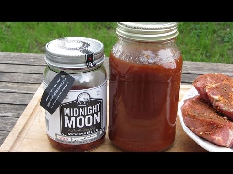ALIEN-BBQ: Cherry Shine BBQ Sauce