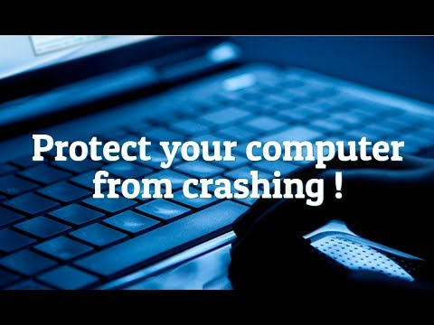 how to troubleshoot or prevent  computer crashing | TechYouTube