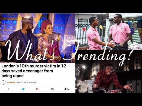 Ramz is barking mad? | #FaMil2018 | KayEwumi's BBC series | What's Trending?