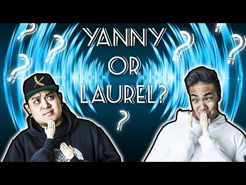 Yanny or Laurel?! What Do You Guys Hear?!