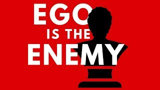 EGO IS THE ENEMY | Ryan Holiday |📚