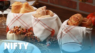 7 Festive Ways To Fold A Napkin