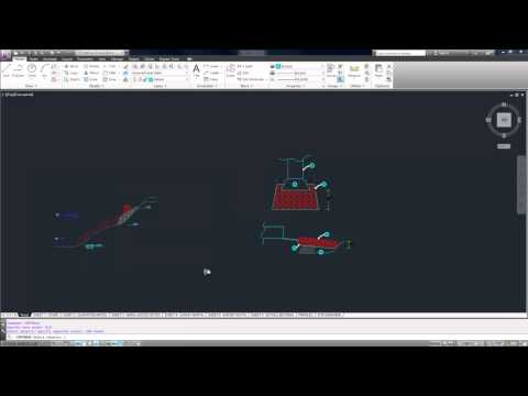 AutoCAD Tutorial: Copy objects from one drawing to another