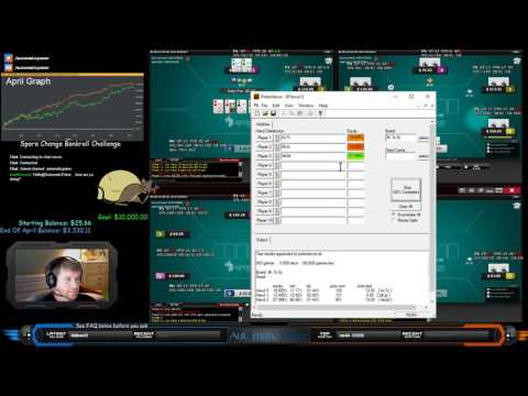 The Spare Change Bankroll Building Challenge #103
