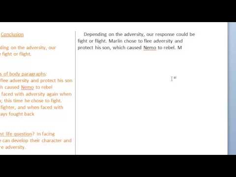 Literary Critical Essays Writing Your Intro and Conclusion
