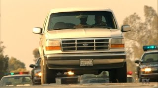 How Does Bronco Chase Scene in the O.J. Miniseries Compare to Real Thing?