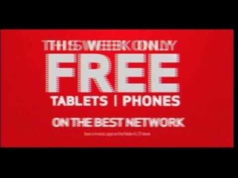 Verizon Data Plan Free tablets & Phones Video