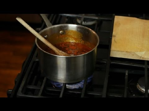 How to Make Simple Barbeque Sauce : DIY Recipes