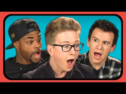 YOUTUBERS REACT TO EUROVISION SONG CONTEST