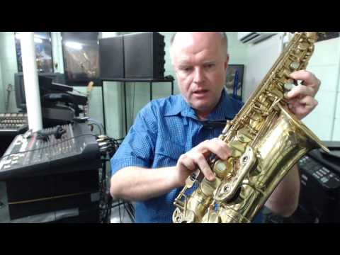 How to Play the Very High Altissimo Notes on Alto Saxophone Volume 1