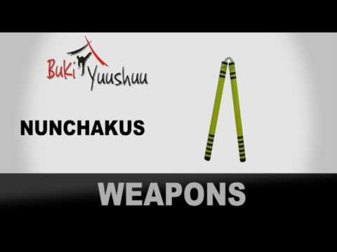 Martial Arts Weapons - Nunchucks - Bo Staffs - Kamas - Escrima - Competition Weapons