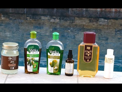 Hair Oils to Make Your Hair Healthy and Grow
