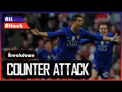 Scoring on a Counter Attack! | The Breakdown