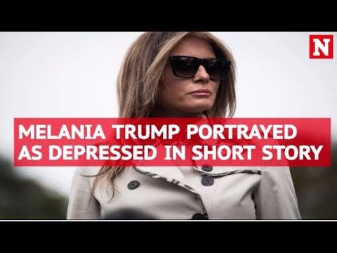 Melania Trump is depressed, obsessed with Michelle Obama in Chimamanda Ngozi Adichie short story