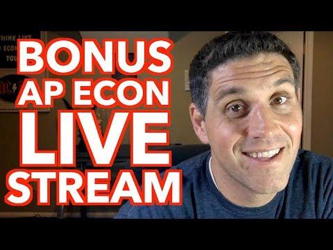 Bonus LIVE Stream- Monday May, 14th