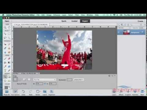How to use ICC Color Printer Profiles Photoshop Elements 11 12 Epson / Mac