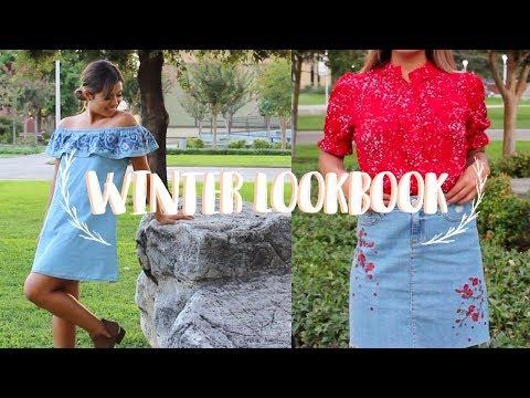 Winter Lookbook 2017 | ItsMandarin