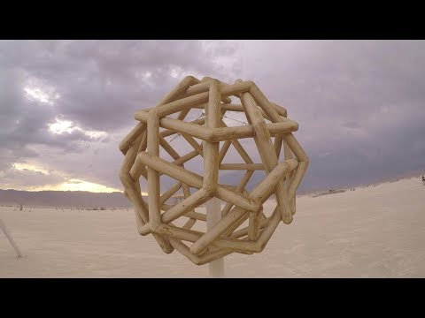 Burning Man 2017 4K