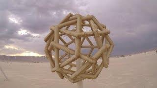 Burning Man 2017 4K