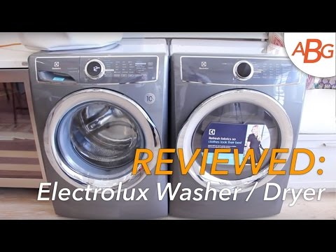 Electrolux EFLS617STT Washing Machine Review - New for 2016