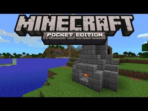 Blacksmith Smelter Quick Tutorial |  Minecraft Pocket Edition