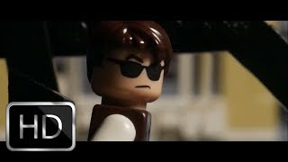 Baby Driver in LEGO